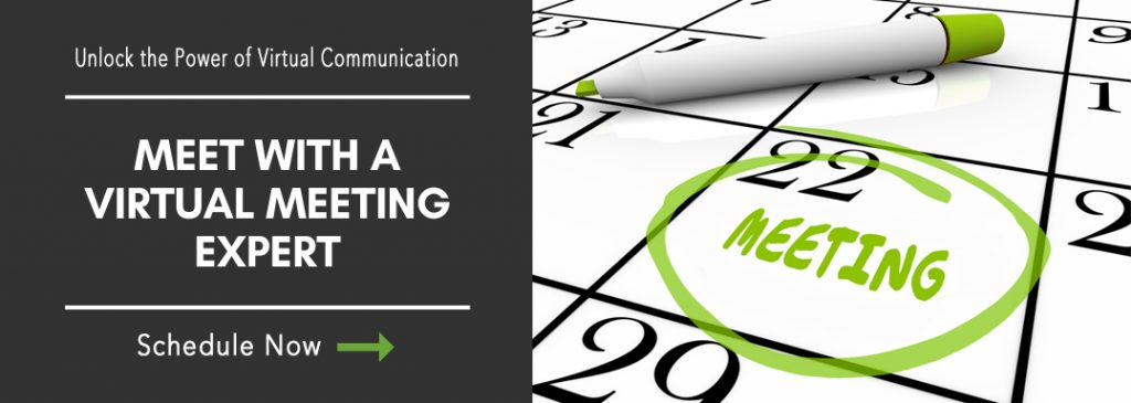 Meet with a Virtual Meeting Expert